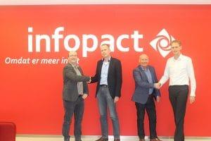Infopact samenwerking Partner AMR ICT